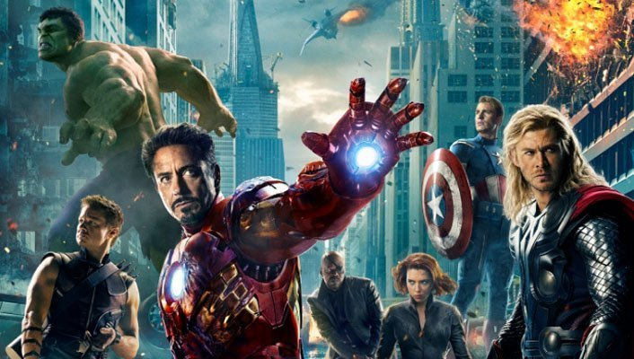 avengers review header