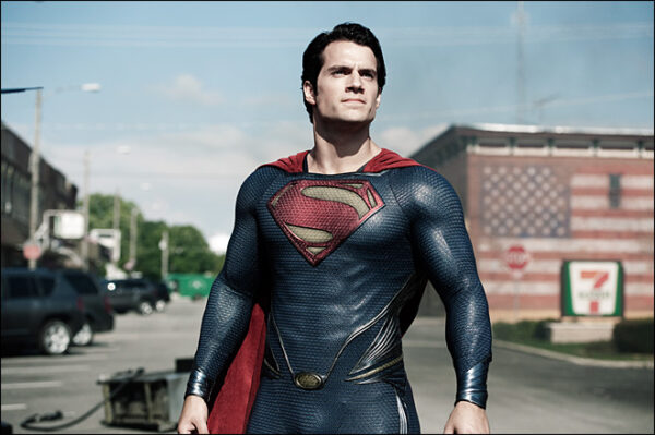 Review - Man of Steel 08