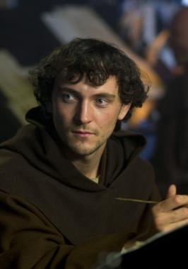 George Blagden Athelstan Interview 03