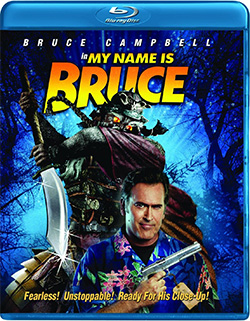 my name is bruce blu ray