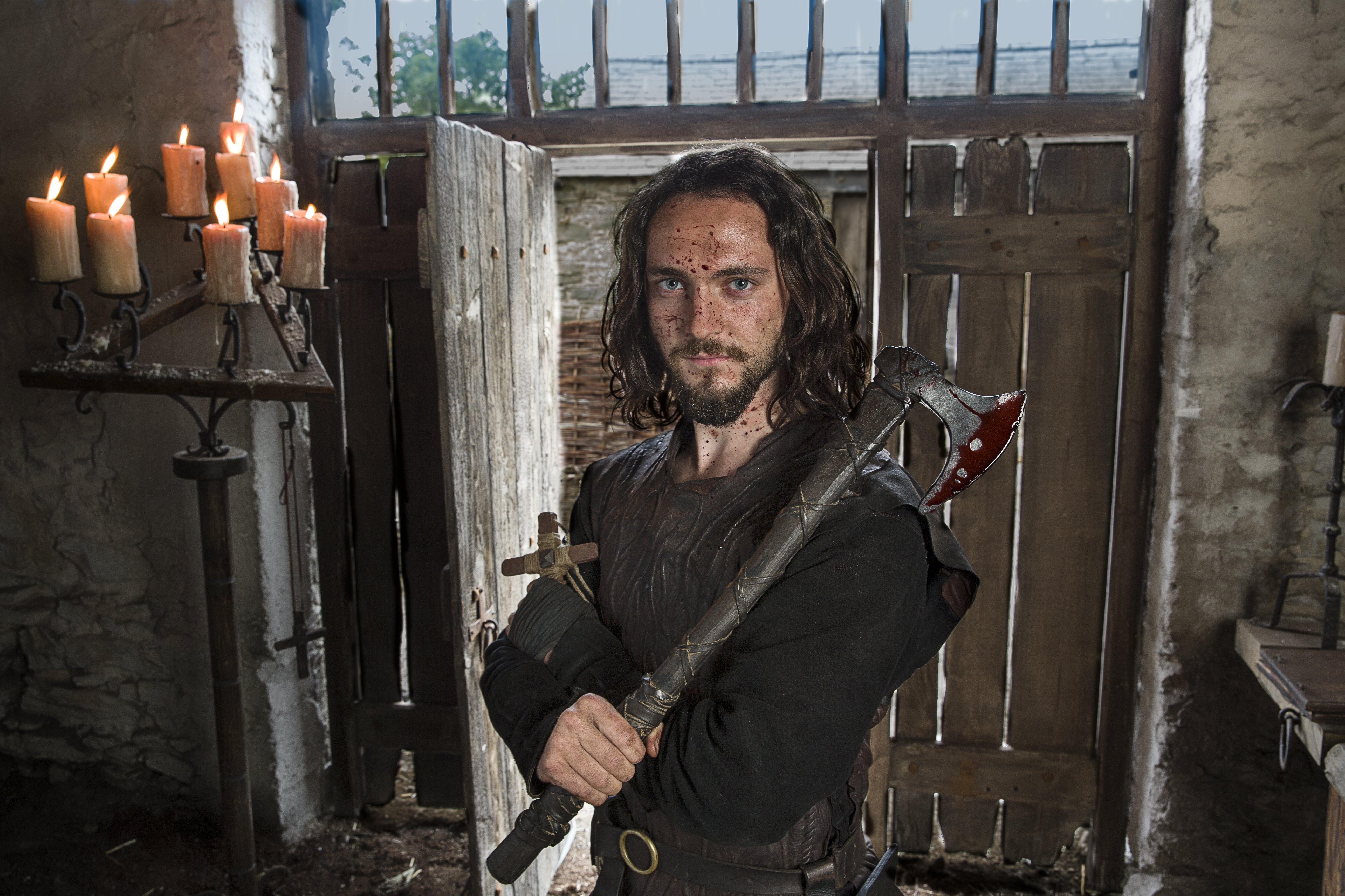 Interview: 'Vikings' star George Blagden talks changes, on ...