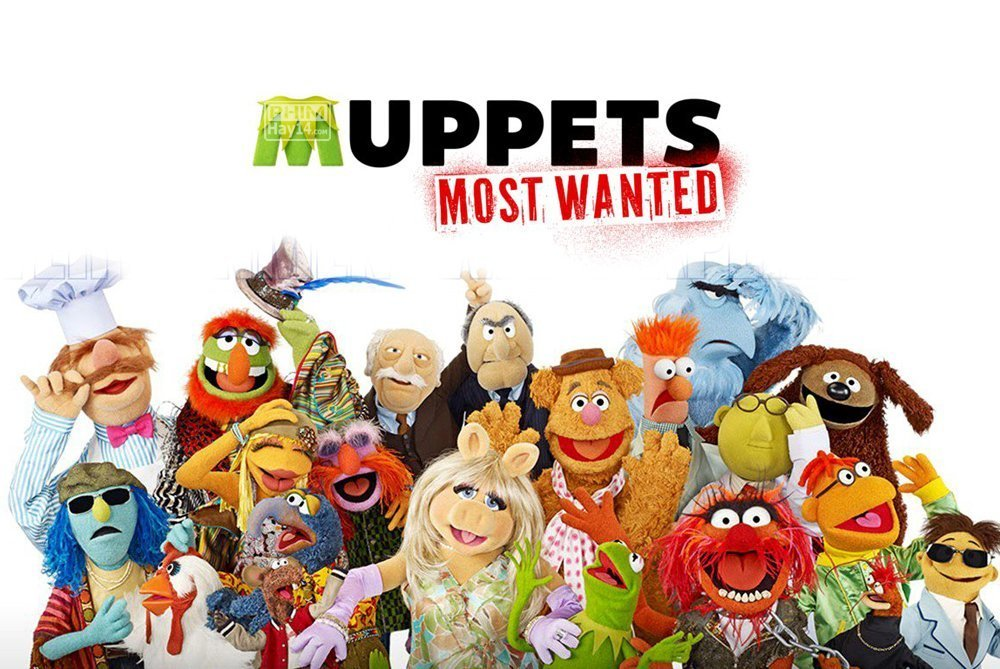 Muppets Most Wanted BluRay 01
