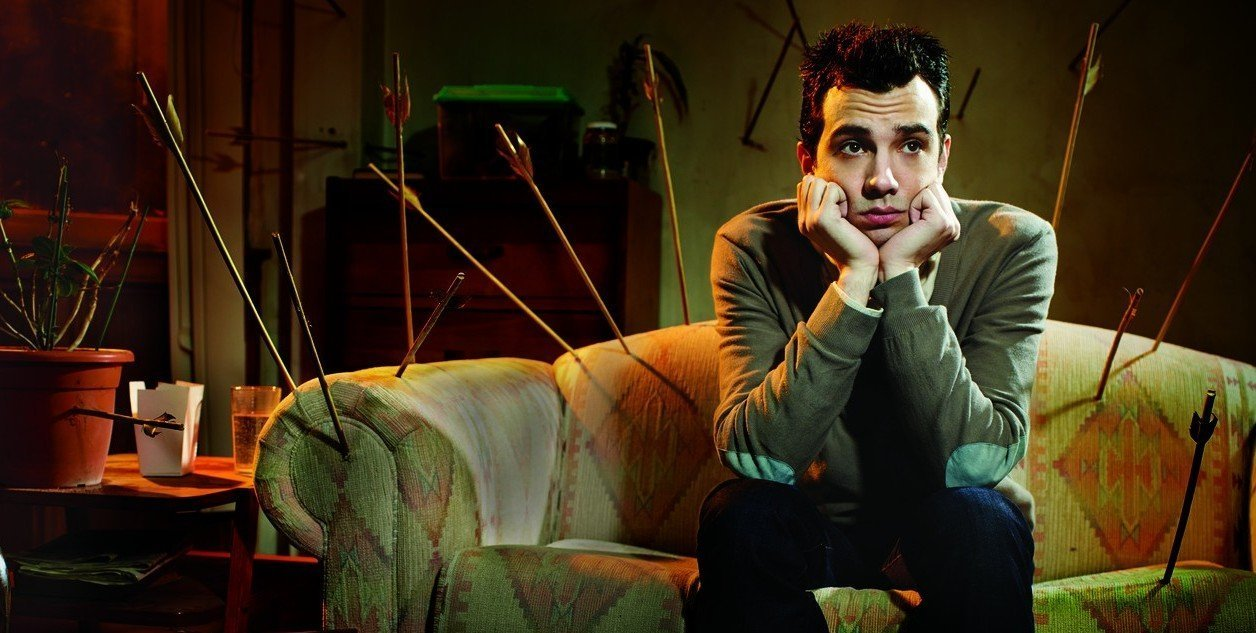'Man Seeking Woman' Interview: Jay Baruchel on the Absurd World of Dating