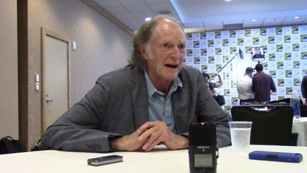 david bradley the strain season 2 comic con interview