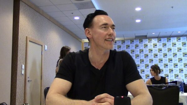 kevin durand the strain season 2 comic con interview