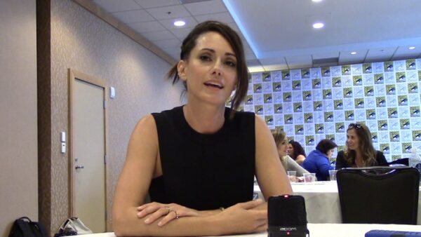 natalie brown the strain season 2 comic con interview