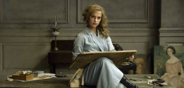 "Best Supporting Actress - Alicia Vikander, ""The Danish Girl"""