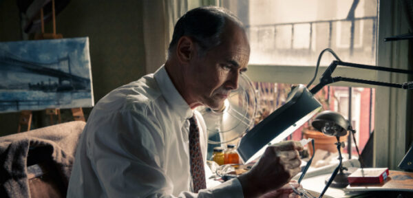 "Best Supporting Actor - Mark Rylance, ""Bridge of Spies"""