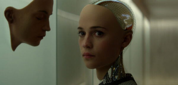 "Best Visual Effects - ""Ex Machina"""