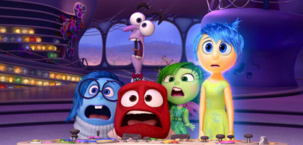 "Best Animated Feature - ""Inside Out"""