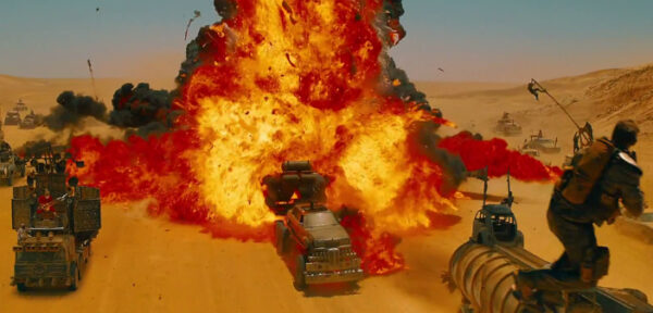 "Best Production Design - ""Mad Max: Fury Road"""