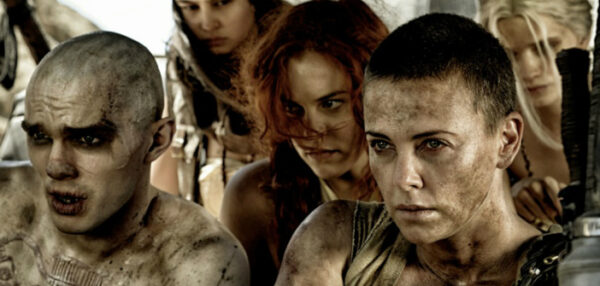 "Best Makeup and Hairstyling - ""Mad Max: Fury Road"""