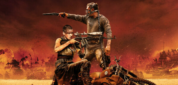 "Best Film Editing - ""Mad Max: Fury Road"""