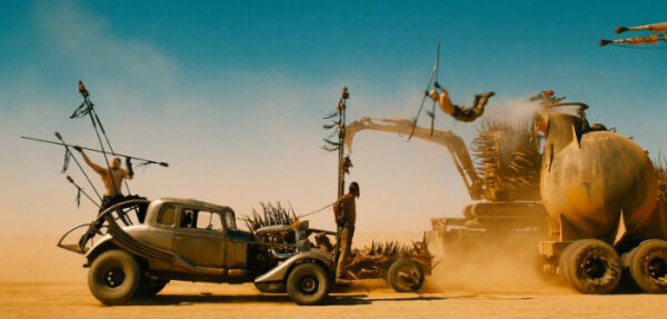"Best Sound Editing - ""Mad Max: Fury Road"""