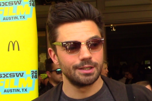 dominic cooper preacher red carpet