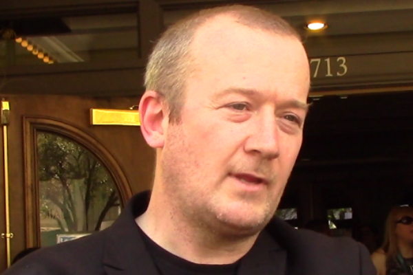 garth ennis preacher red carpet