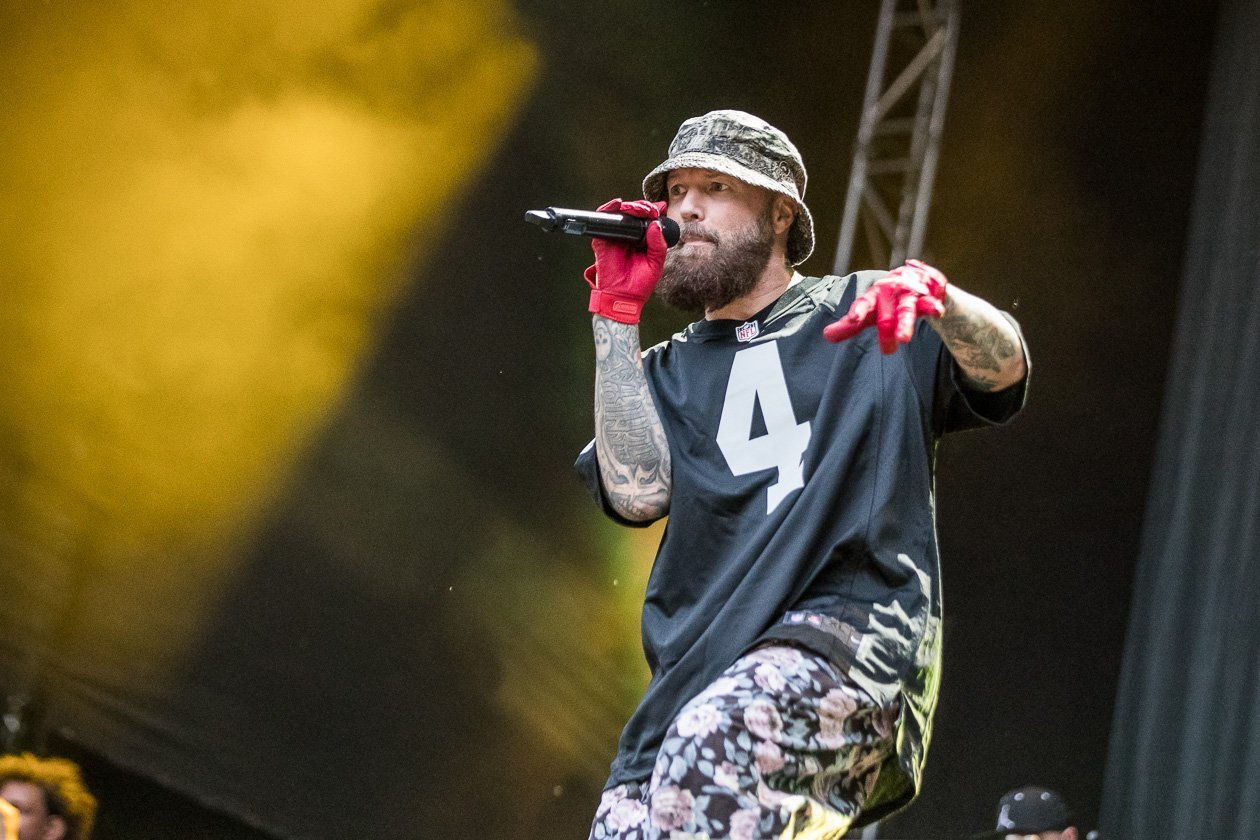 Limp Bizkit will headline 98KUPD's UFest, which also features Killswitch Engage, Parkway Drive and more.