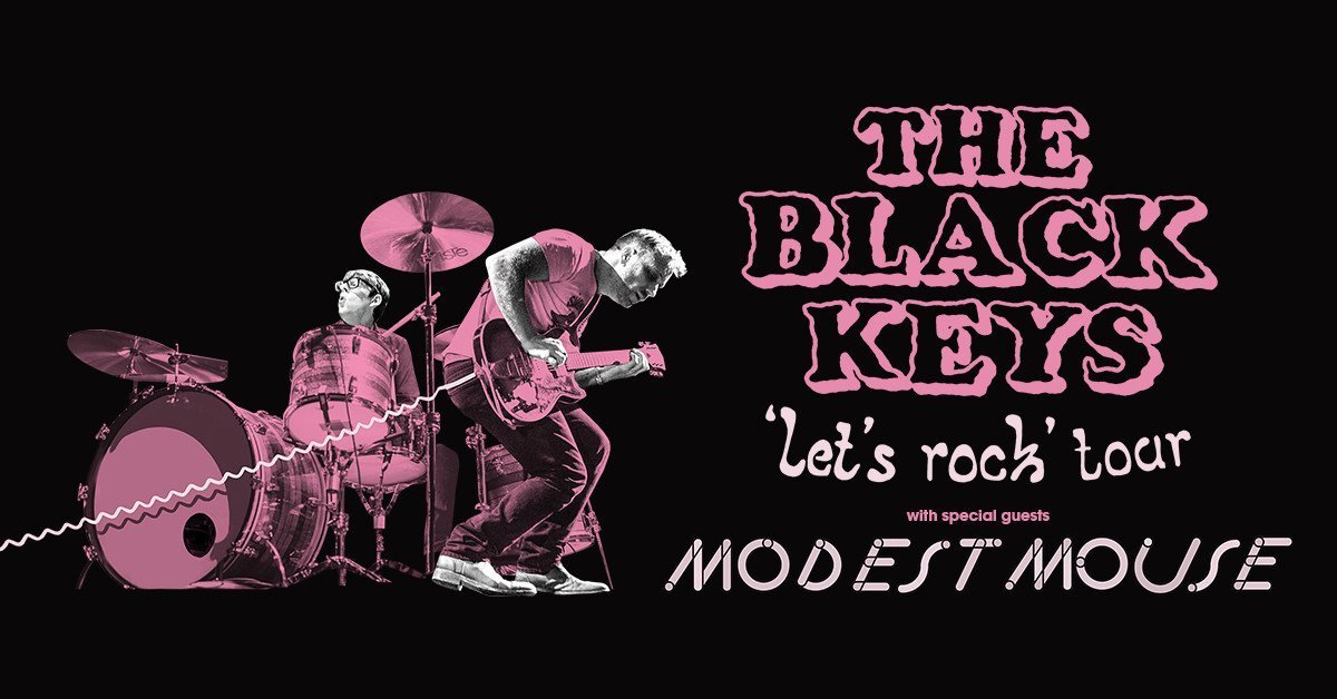 The Black Keys Confirm Extensive 31-Date North American Tour for 2019