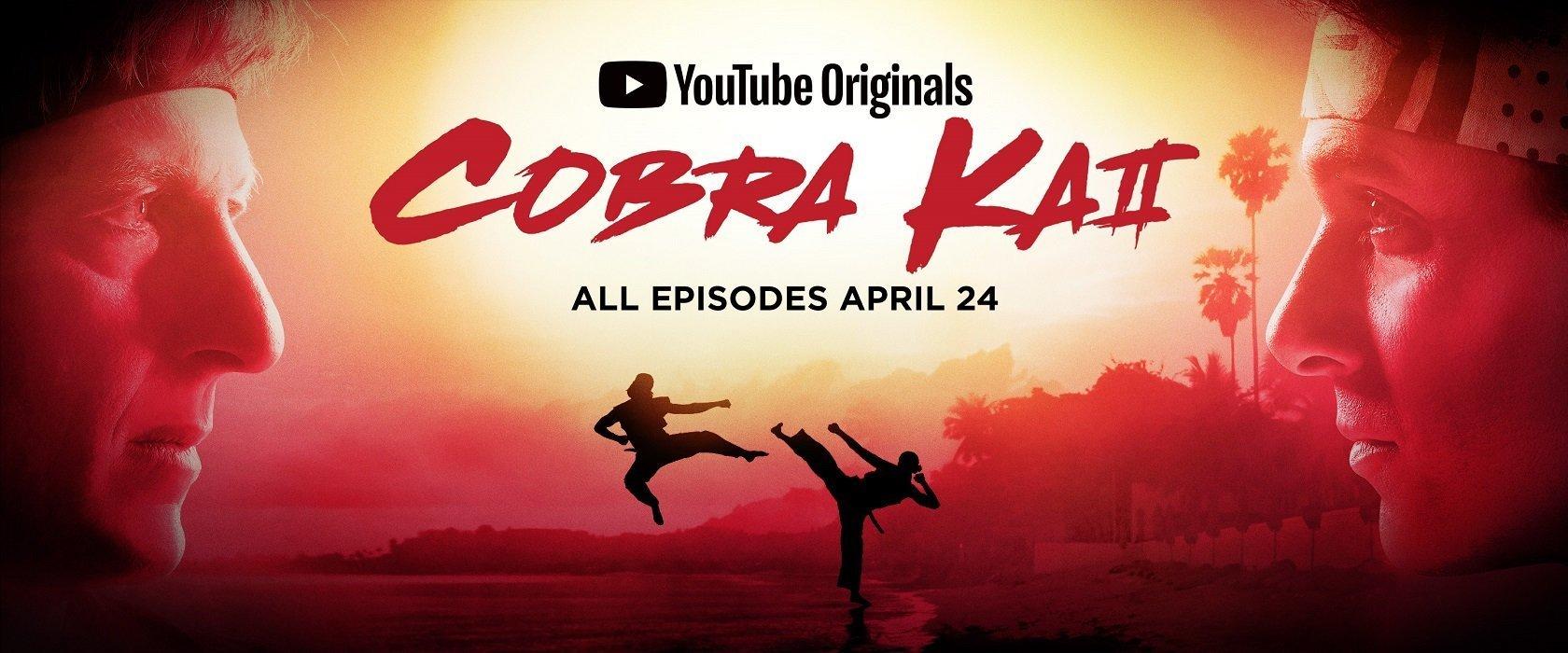 William Zabka Ralph Macchio Cobra Kai Season 2