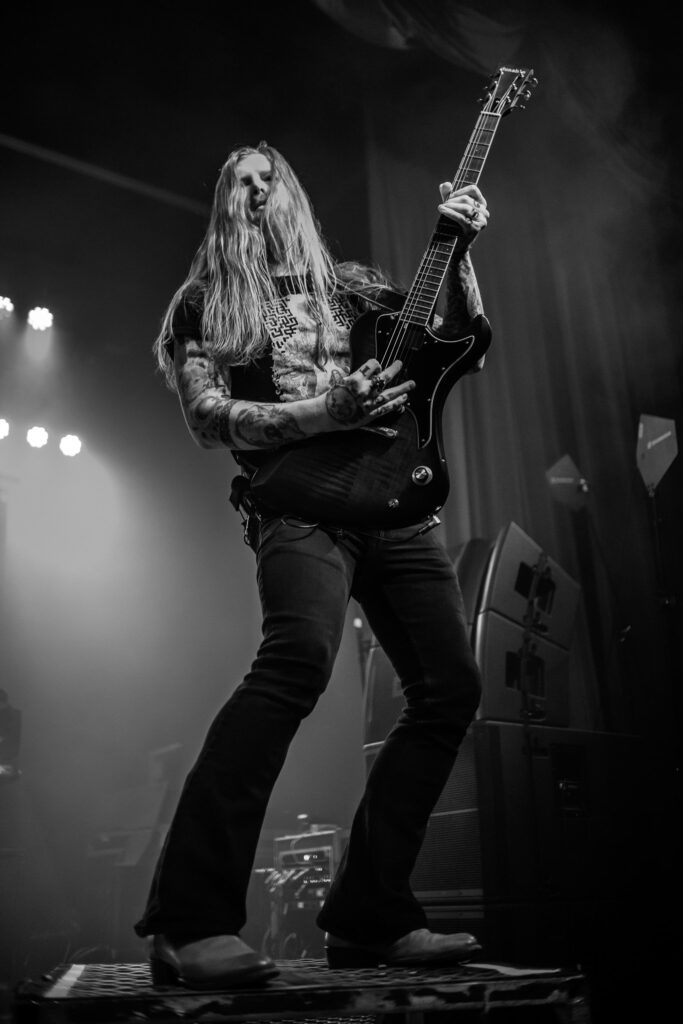 Devildriver performs at Marquee Theater in Tempe, AZ on June 18, 2019