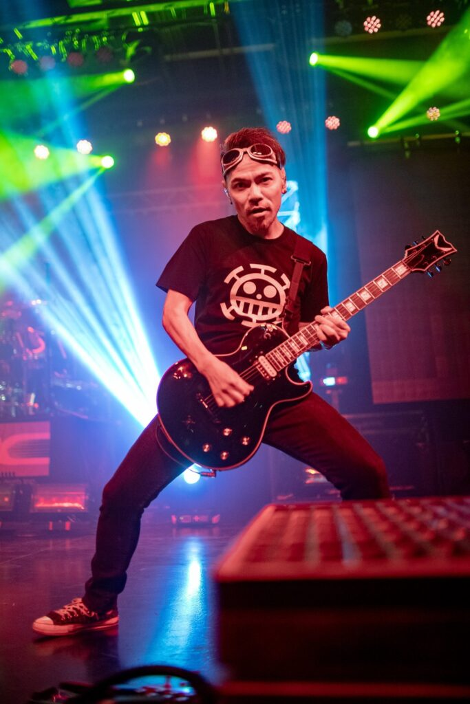 Static-X performs at the Marquee Theater in Tempe, AZ on June 19th, 2019.
