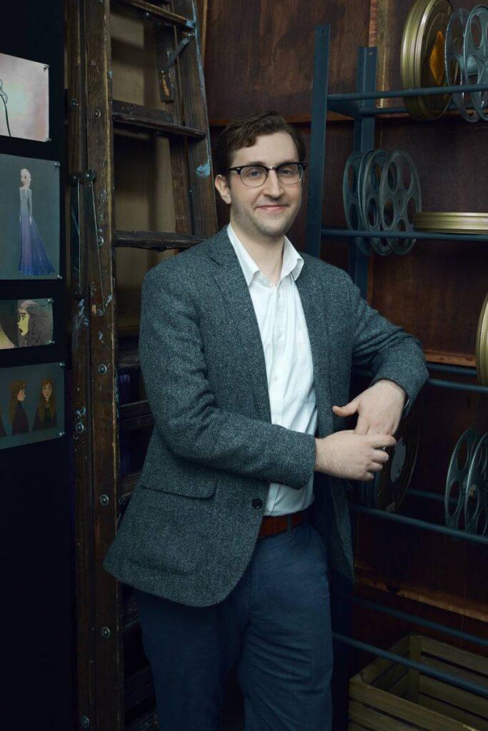 Justin Sklar, supervising animator on Frozen 2