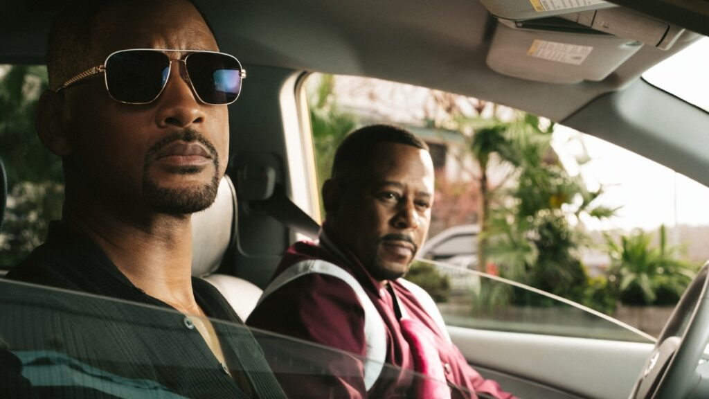 Martin Lawrence and Will Smith in Bad Boys for Life