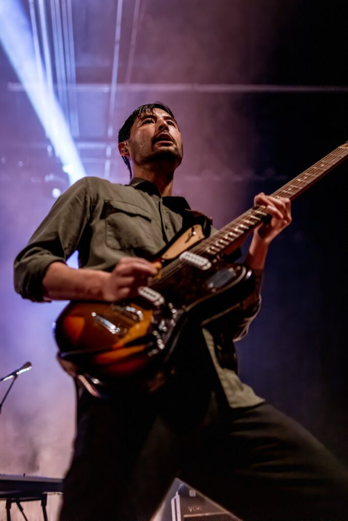 Thrice performs at Marquee Theatre in Tempe, AZ on February 24, 2020.