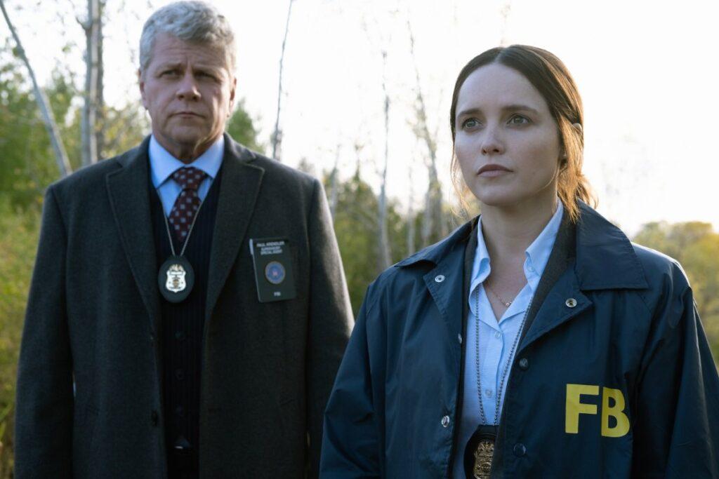 Clarice TV Review Rebecca Breeds Michael Cudlitz