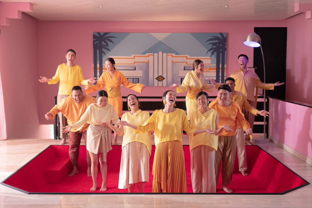 Tiong Bahru Social Club, Fantasia 2021